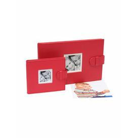 "image-Book Album (Set of 2) Symple Stuff Photo Size: 2.34\"" x 3.12\"""