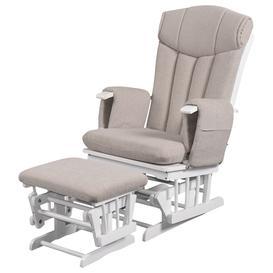 image-Kub Chatsworth Glider Nursing Chair, Cappucino