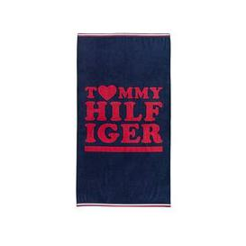 image-Tommy Hilfiger Love Beach Towel