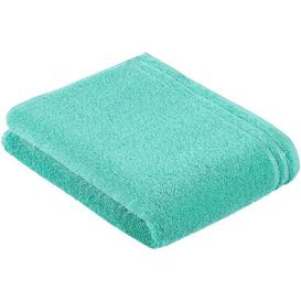 image-Calypso Feeling Bath Towel Single (Set of 2) Vossen Colour: Pacific