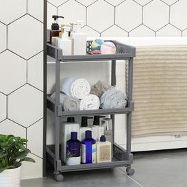 image-Freitag 36.5Cm W x 61Cm H x 28Cm D Free-Standing Bathroom Shelves