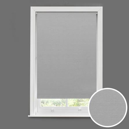 image-Montreal Dove Grey Blackout Roller Blind Dove Grey