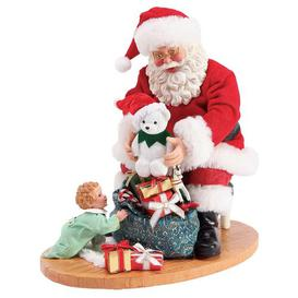 image-Christmas Surprise Figurine Possible Dreams