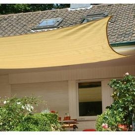 image-Minquadale 4m x 5m Rectangular Shade Sail Sol 72 Outdoor Colour: Yellow