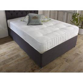 image-Pegeen Open Coil Mattress Symple Stuff Size: Small Double (4')