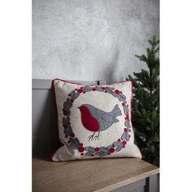 image-Reedsport Wreath Cushion August Grove