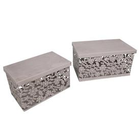 image-Citlali 2 Piece Decorative Box Set Lily Manor