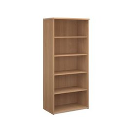 image-Tully Bookcases, Beech, Free Standard Delivery