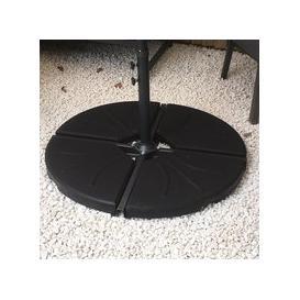 image-Harbo Cantilever Parasol Base Black 20kg