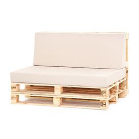image-Sofa Cushion Sol 72 Outdoor Colour: Stone