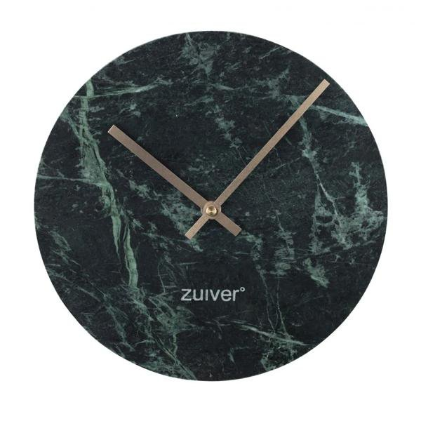 image-Zuiver Clock Marble Time Green