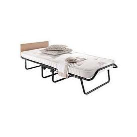 image-Jaybe Jubilee Folding Bed With Micro E-Pocket&Reg Sprung Mattress - Single  - Bedframe And Mattress