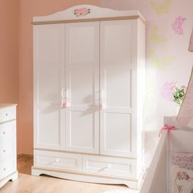 image-Laura 2 Door Wardrobe Just Kids