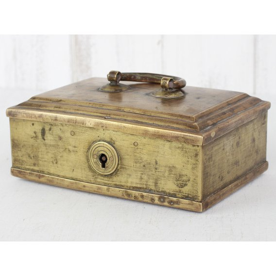 image-Vintage Jewellery Box  Small