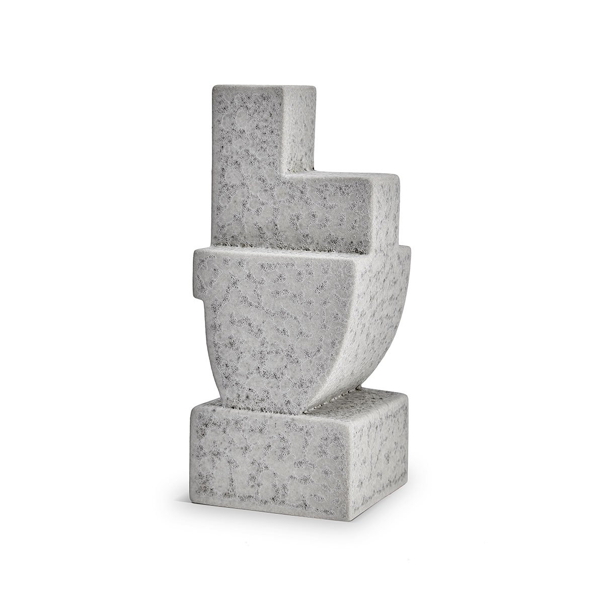 image-Cubisme Bookend Grey