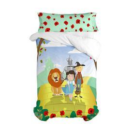 image-Norman 2 Piece Toddler Bedding Set Isabelle & Max Size: 155 cm W x 220 cm L