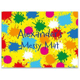 image-Personalised Messy Play Mat