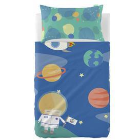 image-Ybarra Crib Bedding Set Isabelle & Max Size: 120cm W x 180cm L
