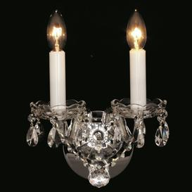 image-Weatherford 2-Light Candle Wall Light Astoria Grand