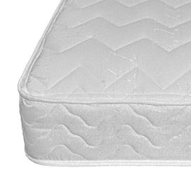 image-Revivo Kids Anti Allergy 3-zone Open Coil Mattress Airsprung Beds Size: Small Single (2'6)