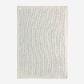 image-Mattson Hygge Plaid Baby Blanket Isabelle & Max Colour: White