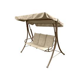 image-LeisureGrow Vienna 3 Seat Swing Seat