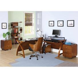 image-Hard Floor Straight Chair Mat Symple Stuff Size: 120cm x 90cm