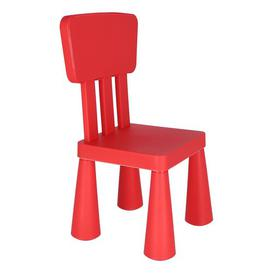 image-Bayside Children's Chair Isabelle & Max Colour: Red