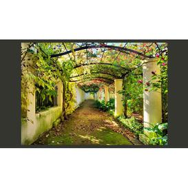 image-Pergola 2.45m x 350cm Wallpaper East Urban Home