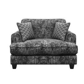 image-Dartington Armchair ClassicLiving Upholstery Colour: Coal