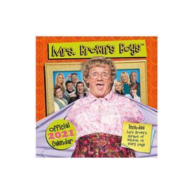 image-Mrs Browns Boys Calendar 2021