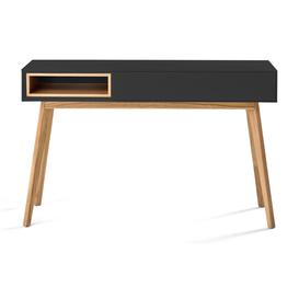 image-Host Console Dressing Table, Black