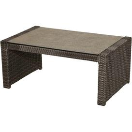 image-Woodmont Rattan Side Table Sol 72 Outdoor