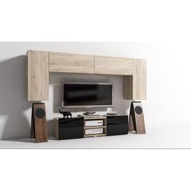 "image-Gaen Entertainment Unit for TVs up to 55"" Mercury Row"
