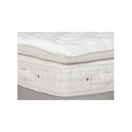 image-Harrison Spinks - Yorkshire 16500 Pillow Top Mattress - Pocket Spring - Double