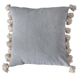 image-Natural Taupe Cushion