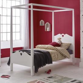 image-Holly Single (3') Four Poster Bed The Children's Furniture Company