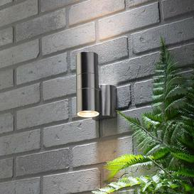 image-Mullinax 2 - Bulb Outdoor Armed Sconce