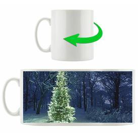 image-Forest Christmas Tree Coffee Mug East Urban Home