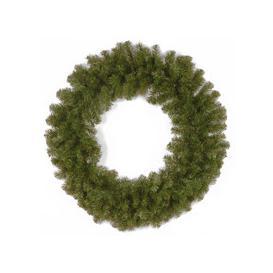 image-Dayton Pine Christmas Wreath - 3ft / 90cm