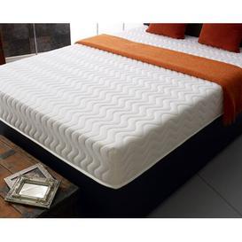 image-Braham Foam Mattress Symple Stuff Size: Small Single (2'6)