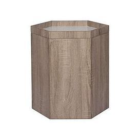 image-Oslo Large Storage Box - Brown