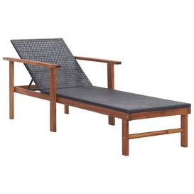 image-Floy Reclining Sun Lounger Sol 72 Outdoor