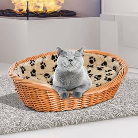 image-Cat Bed Symple Stuff Size: Medium - 80cm L x 58cm W