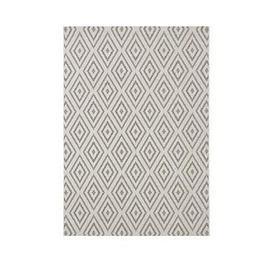 image-Diamond Indoor/Outdoor Flatweave Utility Rug