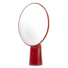 image-Cyclope Free standing mirrors - H 46,5 cm by Moustache Red