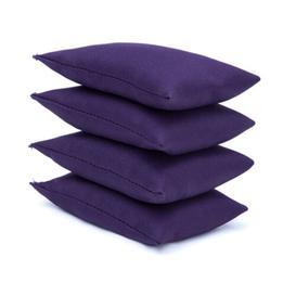 image-Assorted Colours Bean Bag Toss Freeport Park Colour: Purple