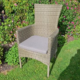 image-Salinger Stacking Garden Chair with Cushion Sol 72 Outdoor