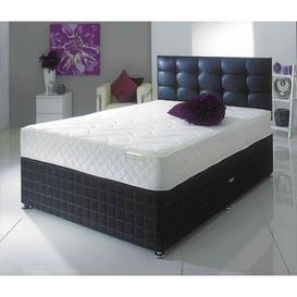 image-Rooker Starlight Open Coil Mattress Symple Stuff Size: Small Double (4')