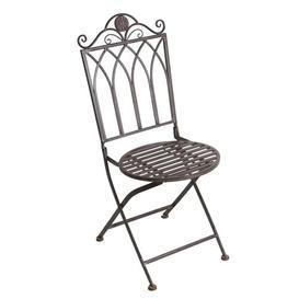 image-Folding Garden Chair Marlow Home Co.